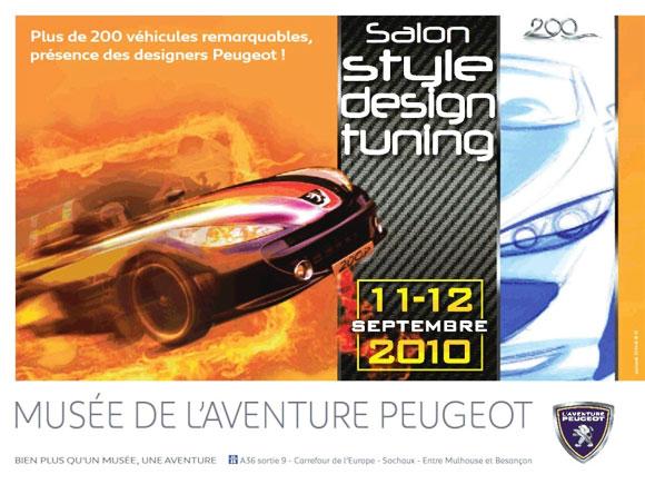 Salon Style Tuning Peugeot 2010