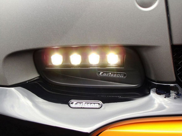 Feux LED de la Smart Tuning Carlsson