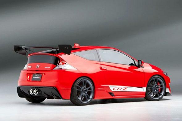 Tuning d'une Honda CR-Z